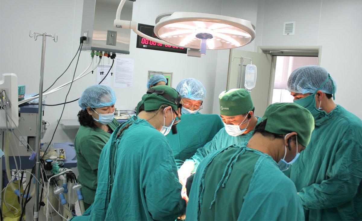 Thạc sĩ - Bác sĩ Đoàn Thị Thúy Hà - PGĐ Bệnh viện Quốc tế Green: MỔ LẤY THAI - BÓC U BÌ - BẢO TỒN BUỒNG TRỨNG